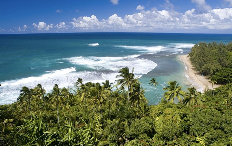 Kauai Island Vacation